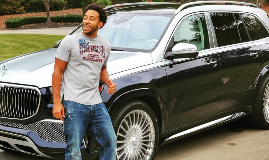 Ludacris cars – he just can't get enough of his hydraulic wheels