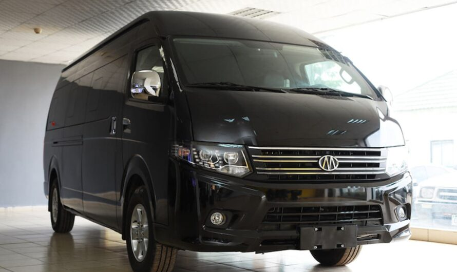 OMAA Global Launches alternative fuel vehicles in Nigeria