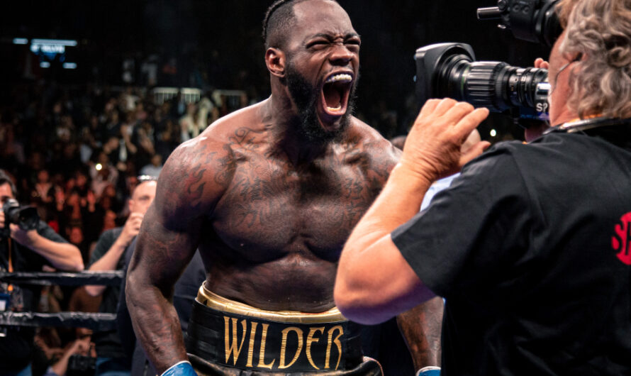 Tyson Fury blast Deontay Wilder – he has lost his marbles