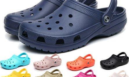 Couples Ultra Light Sandals Classic Hole Shoes Multi Color Waterproof Slipper