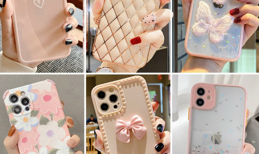For iPhone 11 12 Pro Max XR XS Max 8 Plus Shockproof Girls Phone Case Cute Cover