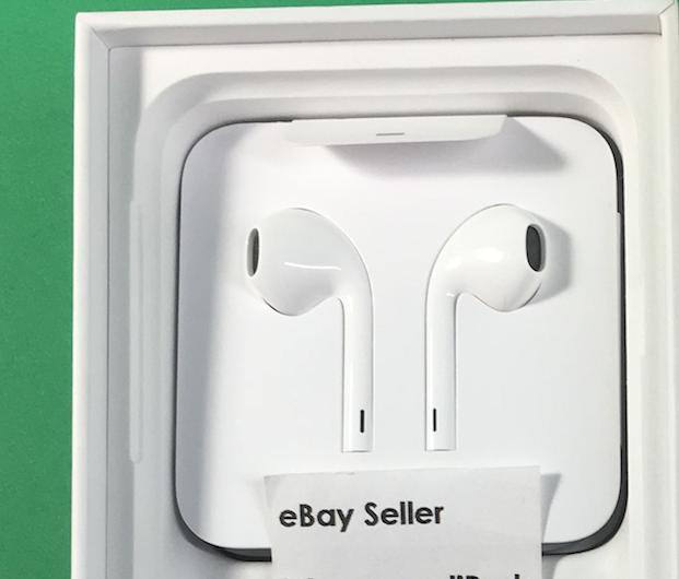 NEW Open Apple EarPods Wired with Lightning Connector – Remote and Mic – OEM NEW