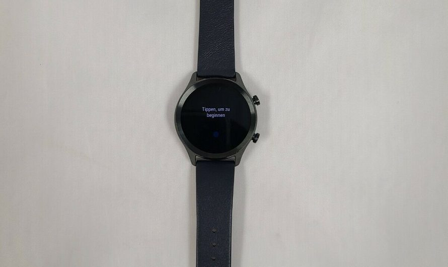 Ticwatch C2 Smart Watch 40mm OLED Screen Android Wear 2.0 iOS/Android Compatible